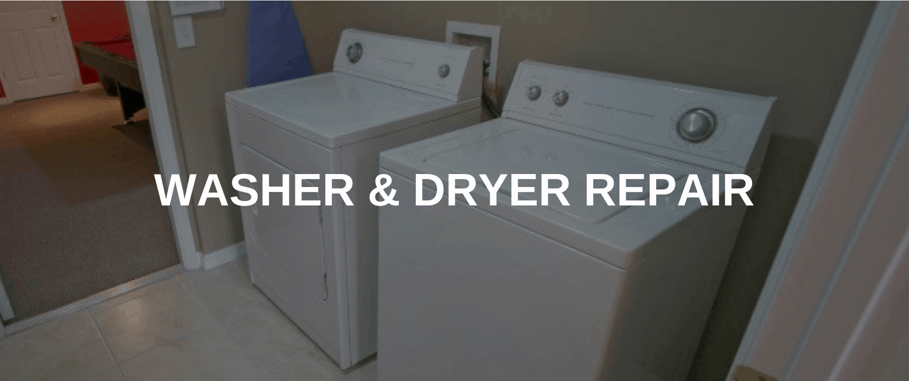 washing machine repair miramar
